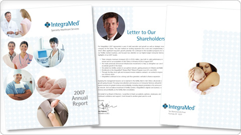 Integramed Annual Report